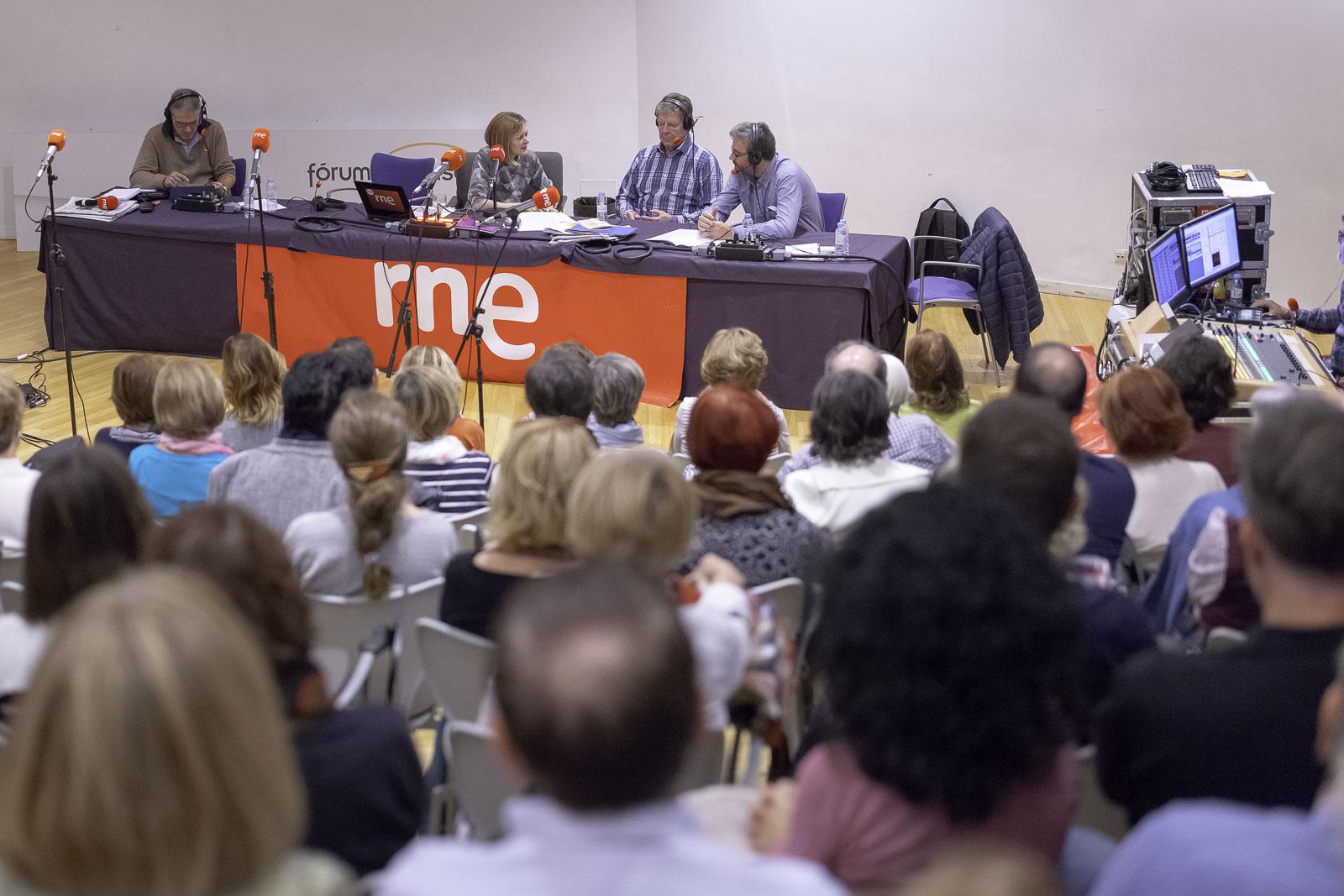 RNE - Fórum Panasef Zaragoza 2018